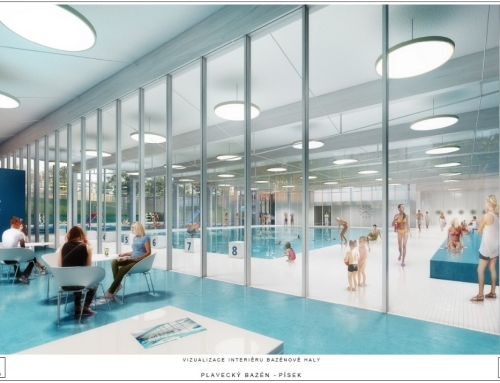 Vyjádření PKPÍ k návrhu na nový bazén